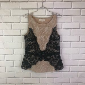 Ann Taylor LOFT | Lace Top